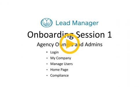 Lead Manager Onboarding Session 1