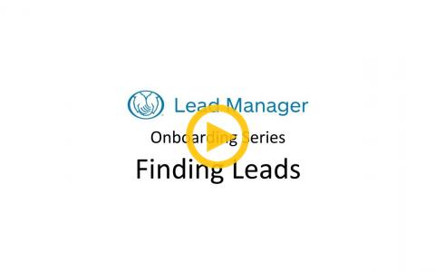 Finding Leads