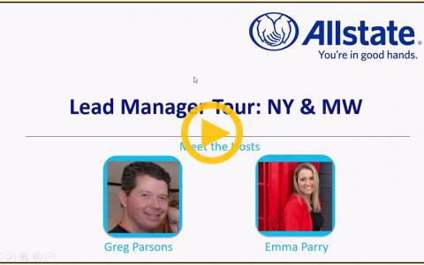 Lead Manager Tour 201
